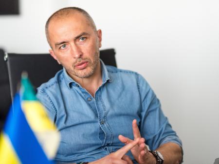 Шесть лет в Ощадбанке. Какой банк построил и почему уходит Андрей Пышный. Интервью