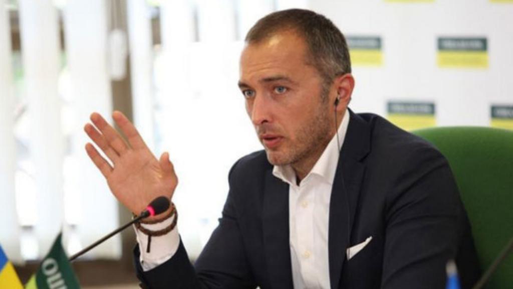 Интервью с председателем правления Ощадбанка Андреем Пышным