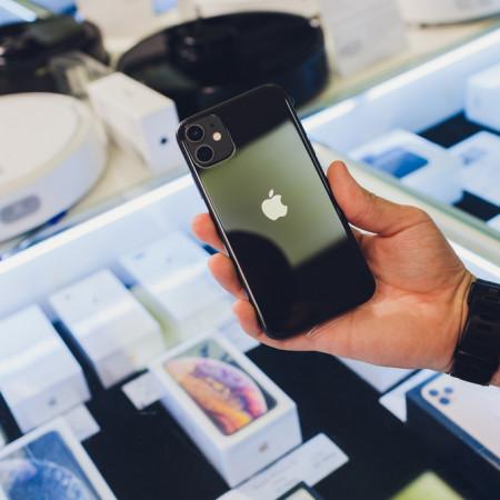 Apple презентует IPhone 12